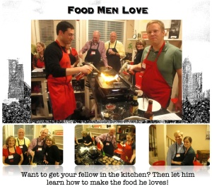 Marketing - Food Men Love